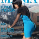 Mania Magazine issue 3 cover