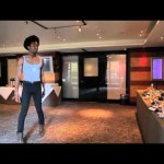 Africa Fashion Week London Casting 2012 behind the scenes video at the Grange City Hotel
