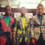 Ozwald Boateng SS13 Collection