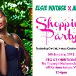 Elsie Vintage X Ariaba