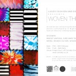 Woven threads by Lagos Fashion and Design Week