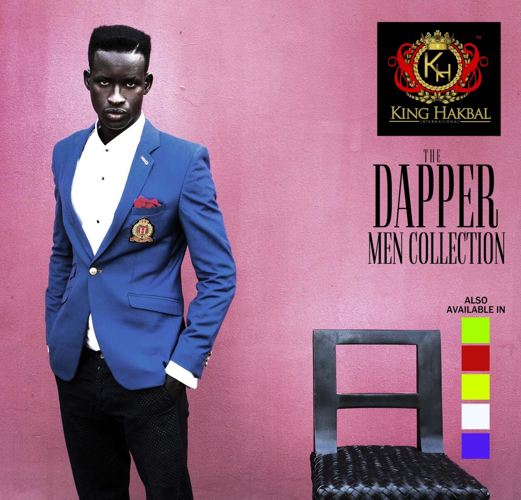 King Hakbal x The Dapper Men Collection